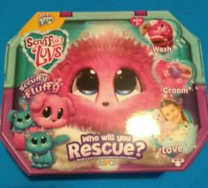 BRAND NEW - Little Live Scruff A Luvs – Blue ( Christmas Holiday Toy Doll )