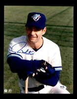 Paul Molitor PSA DNA Coa Hand Signed 8x10 Blue Jays Photo Autograph