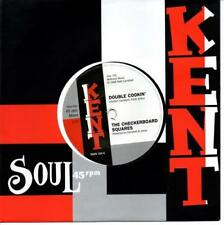 CHECKERBOARD SQUARES Double Cookin' / TANDELS is It..NEW NORTHERN SOUL 45 (KENT