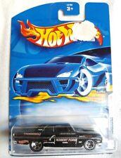 2001 Hot Wheels FORD THUNDERBOLT 34/36 ~ #46 First Editions [Black] - NIB