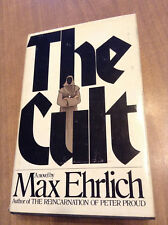 The Cult A novel by Max Ehrlich