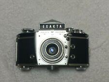 IHAGEE EXAKTA VAREX  VX IIa camera with lens, good condition, clean.
