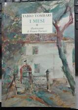 Fabio Tombari I MESI illustrazioni di Franco Fiorucci