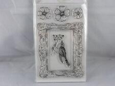 Motivstempel  Stempel Vogelbild Clear Stempel  15 x 10 cm