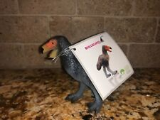 Bullyland Prehistoric Diatryma Giant Bird Rare Retired Brand New With Tag