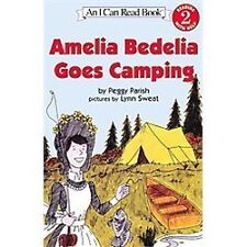 Amelia Bedelia Goes Camping (I Can Read Books: Level 2) by Parish, Peggy