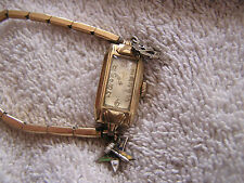 Vintage Tavannes 17 Jewels Women's Ladies Wrist Watch