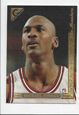 1996 Topps Michael Jordan #10 Basketball Card
