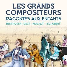 CD Les Grands Compositeurs racontés aux enfants
