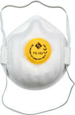 5x Staubschutzmaske mit Ventil , FFP 1, Staubschutzmasken, Atemmaske