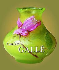 Emile Galle (Best of) NEU Gebunden Buch  Emile Galle