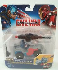 Captain America Civil War - Miniverse 4x4 Vehicle With Action Blast & Figure NEW