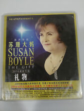 SUSAN BOYLE THE GIFT CD CHINESSE CHINA EDITION NEW SEALED NUEVO UNIQUE EBAY &