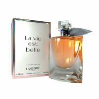 La Vie Est Belle Perfume by Lancome 3.4oz Perfume Womens SEALED in box EDP