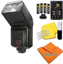 VIVITAR DEDICATED FLASH + ACCESSORY KIT FOR NIKON D600 D610 D500 D3100 D5000 D90