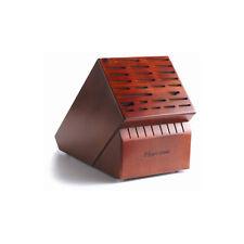 Wusthof 35-Slot Cherry Knife Block