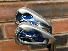 MENS ST MELLION 3 IRON 4 IRON GOLF CLUBS REGULAR FLEX GRAPHITE SHAFTS FORGIVING