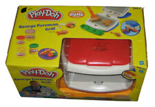 Play-Doh George Foreman Grill Real Sizzel Sounds (2003) Hasbro Toy Play Set
