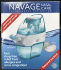 NEW Navage Saline Nasal Irrigation Starter Kit Nasal Care w/SaltPods