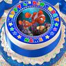 FINDING NEMO PERSONALISED PRECUT EDIBLE BIRTHDAY CAKE TOPPER DECORATION A316K