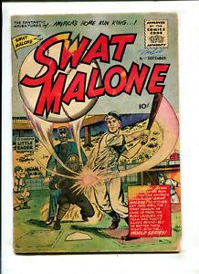 "SWAT MALONE #1 ""Fisherman Collection"" (3.5) 1955"