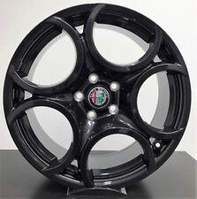 """Cerchi in lega Alfa Giulia Giulietta Stelvio Brera 159 da 18"""" NUOVI ESCLUSIVA"""