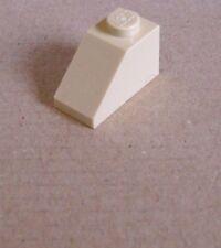 Lego 50 beige Dachsteine 1x2  (3040) Schrägsteine 45° Neu tan Slope 45