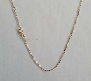 Goldkette 585 Ankerkette 40 cm 14 kt