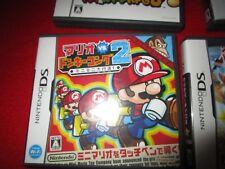 Mario vs. Donkey Kong 2: MiniMini Daikoushin Japanese Nintendo's Super Mario