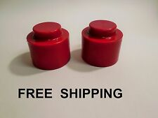 "02-13 Chevrolet Avalanche 1500  3"" lift kit  REAR PolyUrethane RED coil spacer"