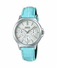 Casio Analog Casual Watch Standard Blue Ladies Ltp-v300l-2a