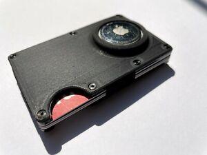 ridge wallet airtag mount plate