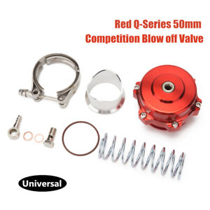 1800HP Stainless Q Series 50MM Blow Off Valve BOV (Ver. 2) Fit For TIAL Flange