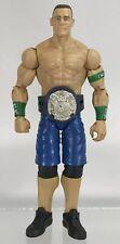 "WWE John Cena 7"" Figure Celtics Green Championship Title Belt Signature Series"
