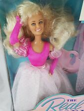 NEW The Real Model Collection Cheryl Tiegs Doll #54612 Matchbox