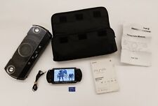 Sony Psp 1001 Console Value Pack, Includes (Speaker, 4 GB memory Card, Case ++)