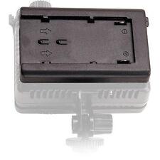 Litepanels Micro DV Light Adapter Plate - Sony Batteries