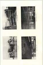 1922 Drydock Company Surabaya Self Docking Photographs 2