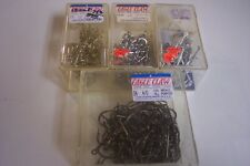 (4) Eagle Claw Lot of 4  84 4/0   254n 1/0   575 1/0   90cat 2/0