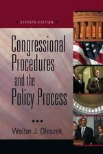 Congressional Procedures and the Policy Process (Congressional Procedures & the