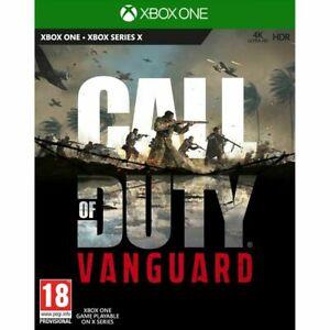 Call Of Duty Vanguard XBOX One **Pre Order** 2021 5th November