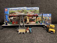 Lego City 60050 - Bahnhof / Trainstation - Mit BA