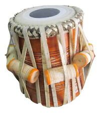 Tabla~Dayan~Mahogany~Hand Crafted for Professionals~Special Chhavri (Puddis)