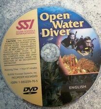 Ssi Open Water Diver Dvd Scuba Schools International Dvd