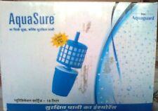 AQUASURE Filter Kit-Cartridge for 18 Litre Water Filter Model, Capacity-1800 Ltr