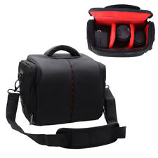 Waterproof Portable  DSLR Camera Shoulder Bag Case Cover For Canon Sony Nikon