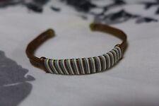 """Unique et superbe bracelet cuivre copper - Pièce artisanale """"blanche"""" !"""