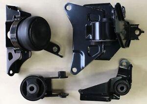 4pcSet fits Automatic Toyota Yaris 2006 2007 2008 2009 2010 2011 Motor Mounts