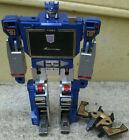vintage Takara transformers transformer g1 soundwave laserbeak, great condition