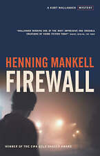 Firewall by Henning Mankell (Hardback, 2004) 1st edition